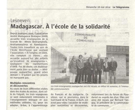 Ccplcl delegation malgache 2014