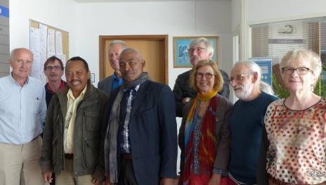 Delegation malgache